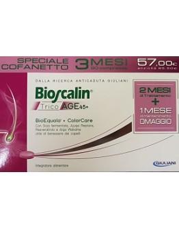 BIOSCALIN TRICO-AGE 45+ 90 COMPRESSE