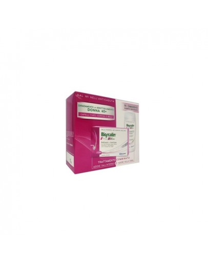 BIOSCALIN TRICO-AGE 45+ 30 COMPRESSE+ SHAMPOO 200ML