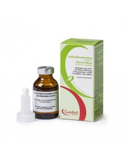 SULFADIMETOSSINA DIAVERID 20ML