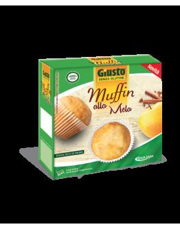 GIUSTO MUFFIN ALLA MELA SENZA GLUTINE 200G