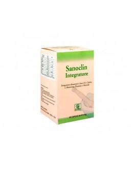 ABBATE GUALTIERO srl SANOCLIN Integratore Vitamine eMinerali 50 Capsule