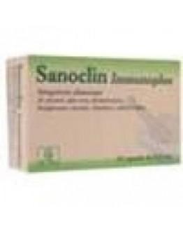 ABBATE GUALTIERO srl SANOCLIN Immunoplus 30 Capsule