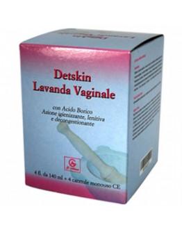 ABBATE GUALTIERO srl DETSKIN Lavanda  Vaginale 4flacconi  da 140ml