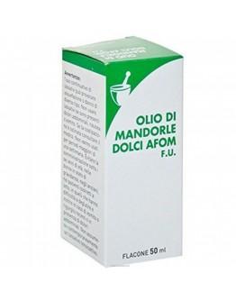 A.F.O.M MEDICAL srl OLIO Mandorle Dolci 50ml AFOM