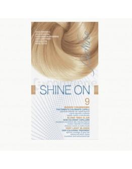 BIONIKE SHINE ON BIONDO CHIARISSIMO 9 TRATTAMENTO COLORANTE CAPELLI