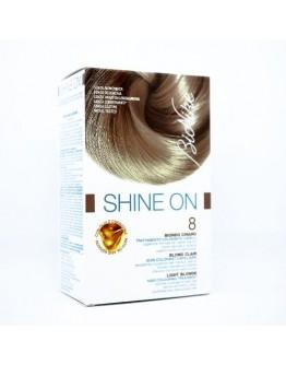 BIONIKE SHINE ON BIONDO CHIARO 8 TRATTAMENTO COLORANTE CAPELLI
