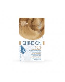 BIONIKE SHINE ON HS BIONDO EXTRA MIELE 10.3 TRATTAMENTO COLORANTE PER CAPELLI