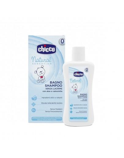 CHICCO NATURAL SENSATION BAGNO SHAMPOO 200ML