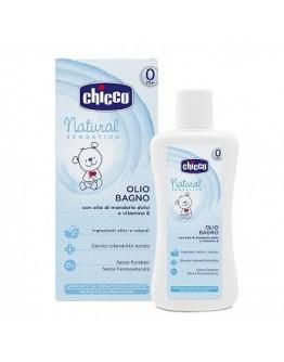 CHICCO NATURAL SENSATION OLIO BAGNO 200ML