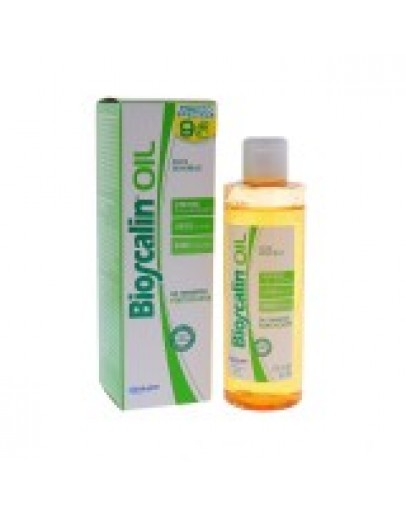 BIOSCALIN SHAMPOO OIL FORTIFICANTE 200ML