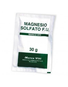 MAGNESIO SOLFATO BUSTINA 30G