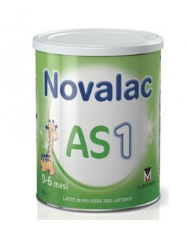 A. MENARINI NOVALAC AS 1 LATTE IN POLVERE 800G