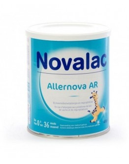 A. MENARINI NOVALAC Allernova AR latte in polvere 400g
