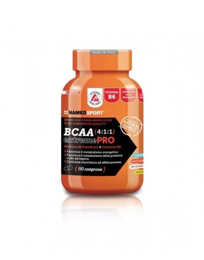 BCAA 4:1:1 Extreme Pro 110 Compresse