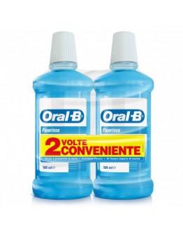 Colluttorio Oral-b FLUORINSE Bipacco 2x500ml