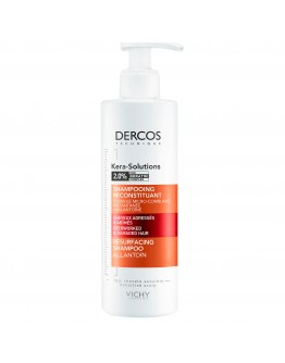 DERCOS KERA-SOLUTIONS SHAMPOO 250ML
