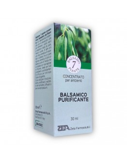 Balsamo 7 Piante Concentrato Purificante 30ml