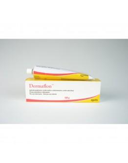 DERMAFLON Crema Antisettica e Detergente per uso Veterinario 100gr