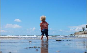 Mare e bambini: tutti i benefici