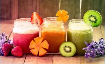 Centrifugati di frutta e verdura: il vero must dell'estate