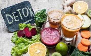 La dieta detox per smaltire gli eccessi delle feste