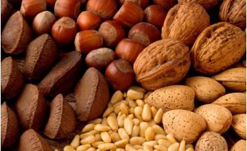 Frutta secca: proprietà e benefici