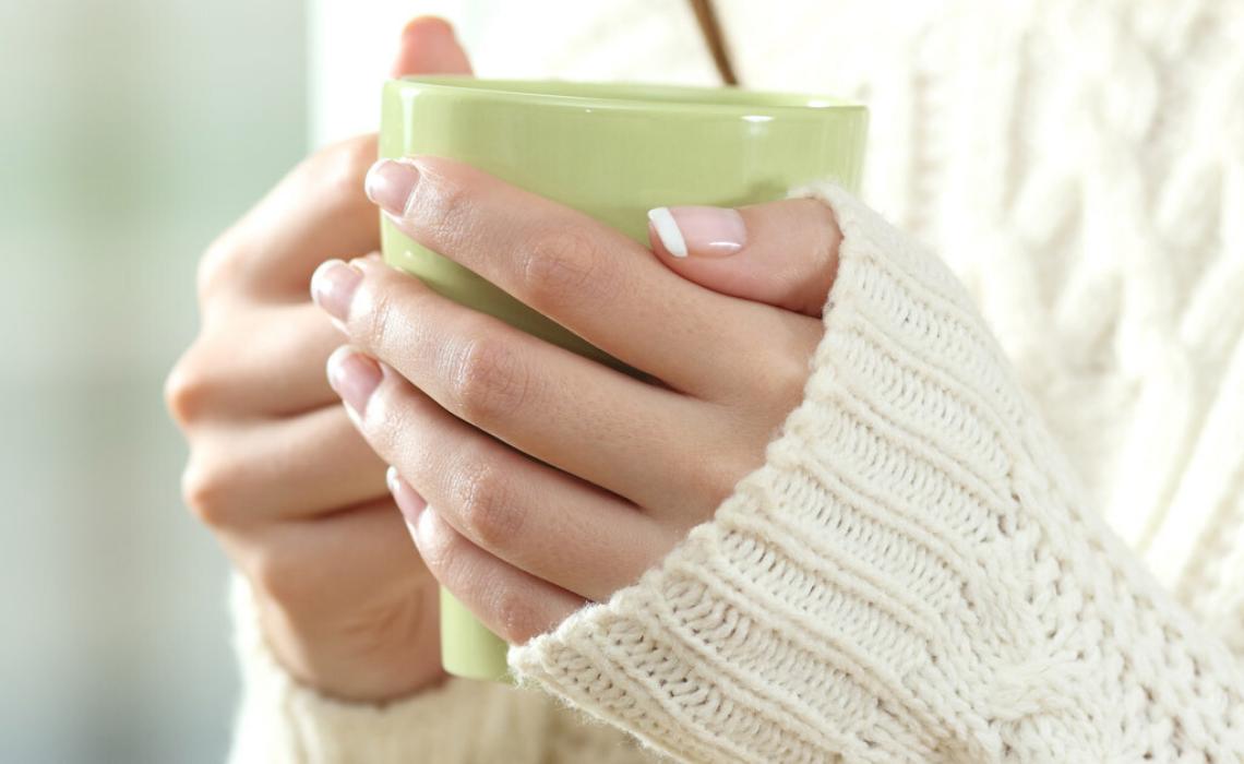 Mani e piedi freddi? Segui i nostri consigli