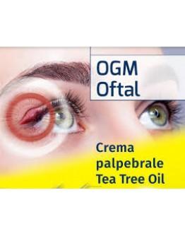 360 OGM OFTAL Crema Palpebre tea tree oil 10ml