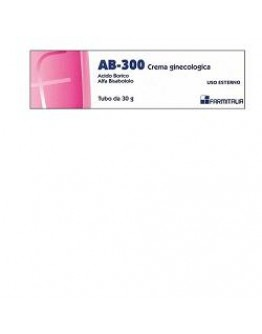 AB-300 CREMA GINECOLOGICA 1% 30G