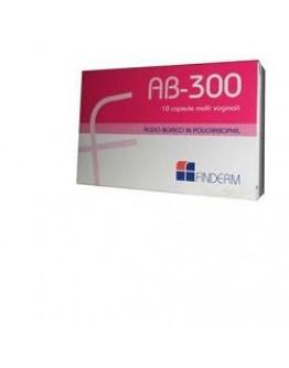 AB-300 10 CAPSULE VAGINALI