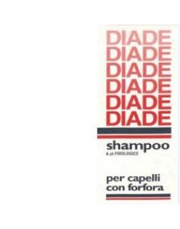A.F.M. FARMANOVA srl DIADE SHAMPOO CAPELLI ANTI FORFORA 125ML