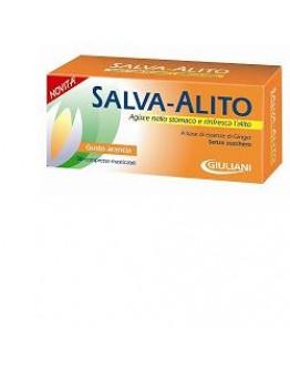 GIULIANI SALVA-ALITO ARANCIA 30 COMPRESSE