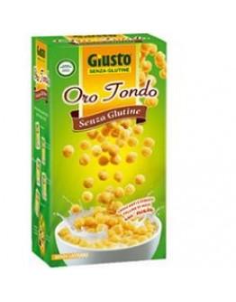 GIUSTO ORO TONDO CON MIELE SENZA GLUTINE 250G