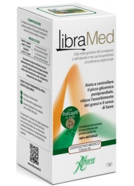 ABOCA LIBRAMED FITOMAGRA 138 COMPRESSE