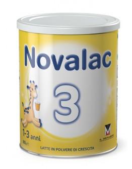 A. MENARINI NOVALAC 3 LATTE IN POLVERE 800G