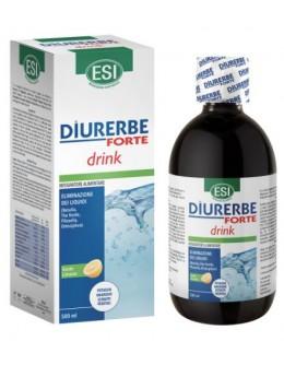 ESI spa DIURERBE FORTE DRINK LIMONE 500ML