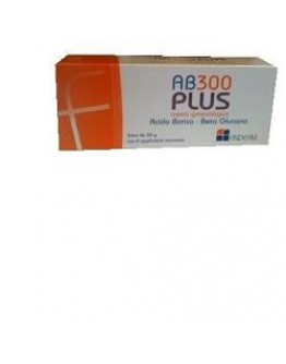 AB-300 CREMA PLUS GINECOLOGICA 1% 30G