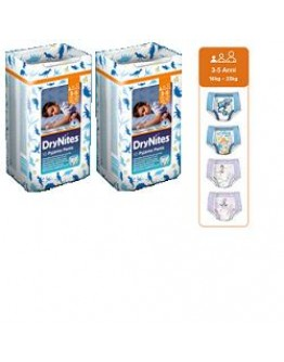DRYNITES*Boy 16-23Kg S 10pz