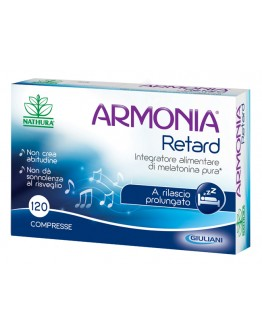 ARMONIA RETARD Melat.1mg 30Cpr