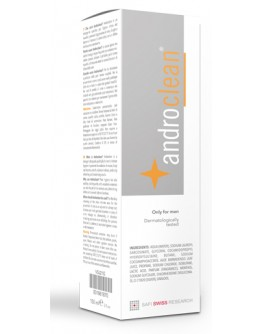 ANDROCLEAN Det.Int.Uomo 150ml