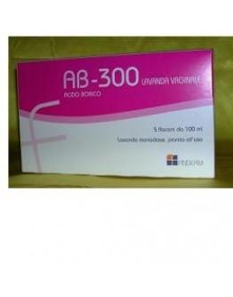 AB-300 LAVANDA VAGINALE 5 FLACONCINI 140ML
