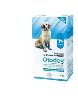 BAYER S.B.OTODOG 125ml