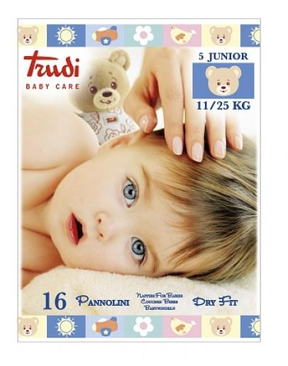 TRUDI Pann.11-25Kg J 16pz