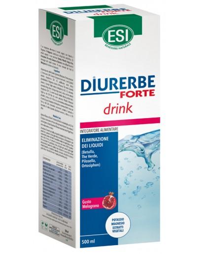 ESI spa DIURERBE FORTE DRINK MELOGRANO 500ML