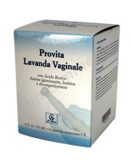 ABBATE GUALTIERO srl PROVITA Lavanda Vaginale 4flaconi da 140ml