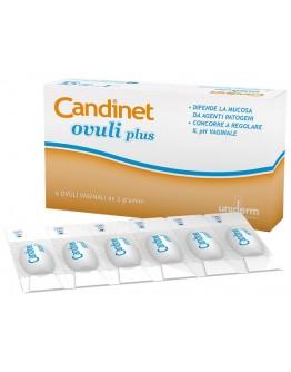 CANDINET Ovuli Vag.6pz