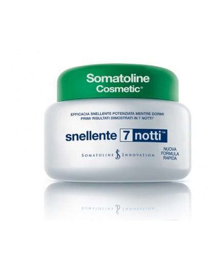 SOMATOLINE COSMETIC SNELLENTE 7 NOTTI 400ML