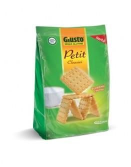 GIUSTO SENZA GLUTINE BISCOTTI PETIT 250G