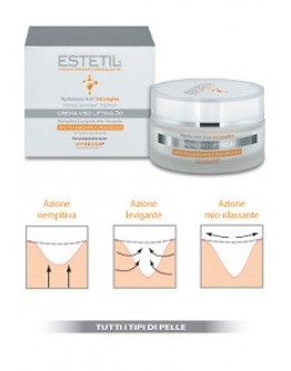 ESTETIL Crema Viso Lifting 3D