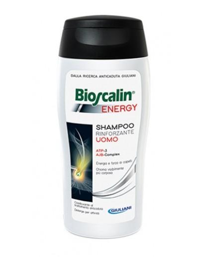 BIOSCALIN ENERGY SHAMPOO 200ML